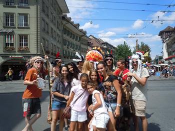 Brillantmont summer course Switzerland