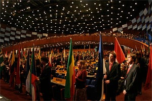 Model united nations conference