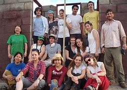 School building project by Brillantmont students