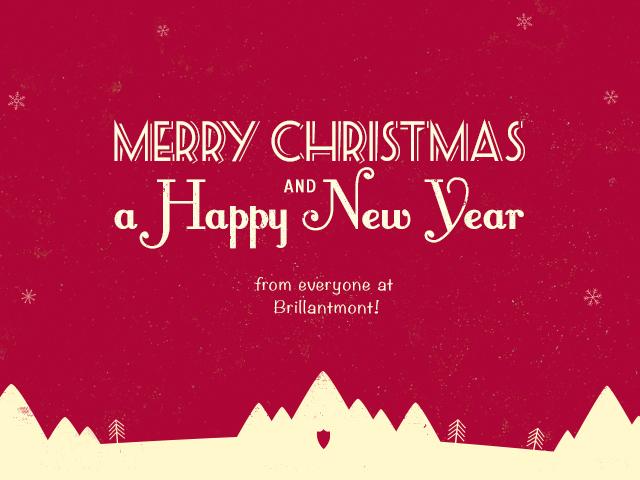 Merry Christmas from Brillantmont in Switzerland