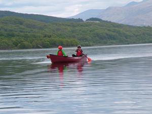 Brillantmont Students extra curricular activities in Scottish Highlands