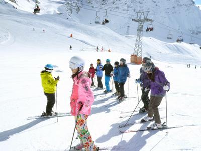Brillantmont half term ski week1