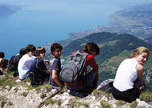 The Academic Landscape of Switzerland, Brillantmont