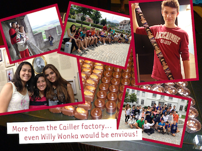 cailler chocolate factory