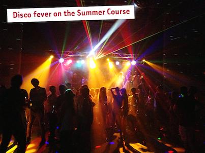 disco at brillantmont swiss boarding school