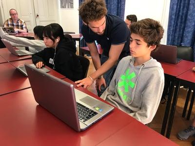 Brillantmont coding classes