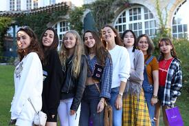 Brillantmont students half term trip to French Riviera in Europe