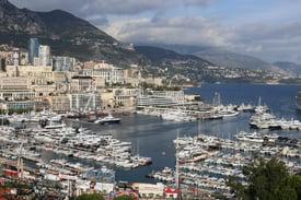 Brillantmont students trip to Monaco