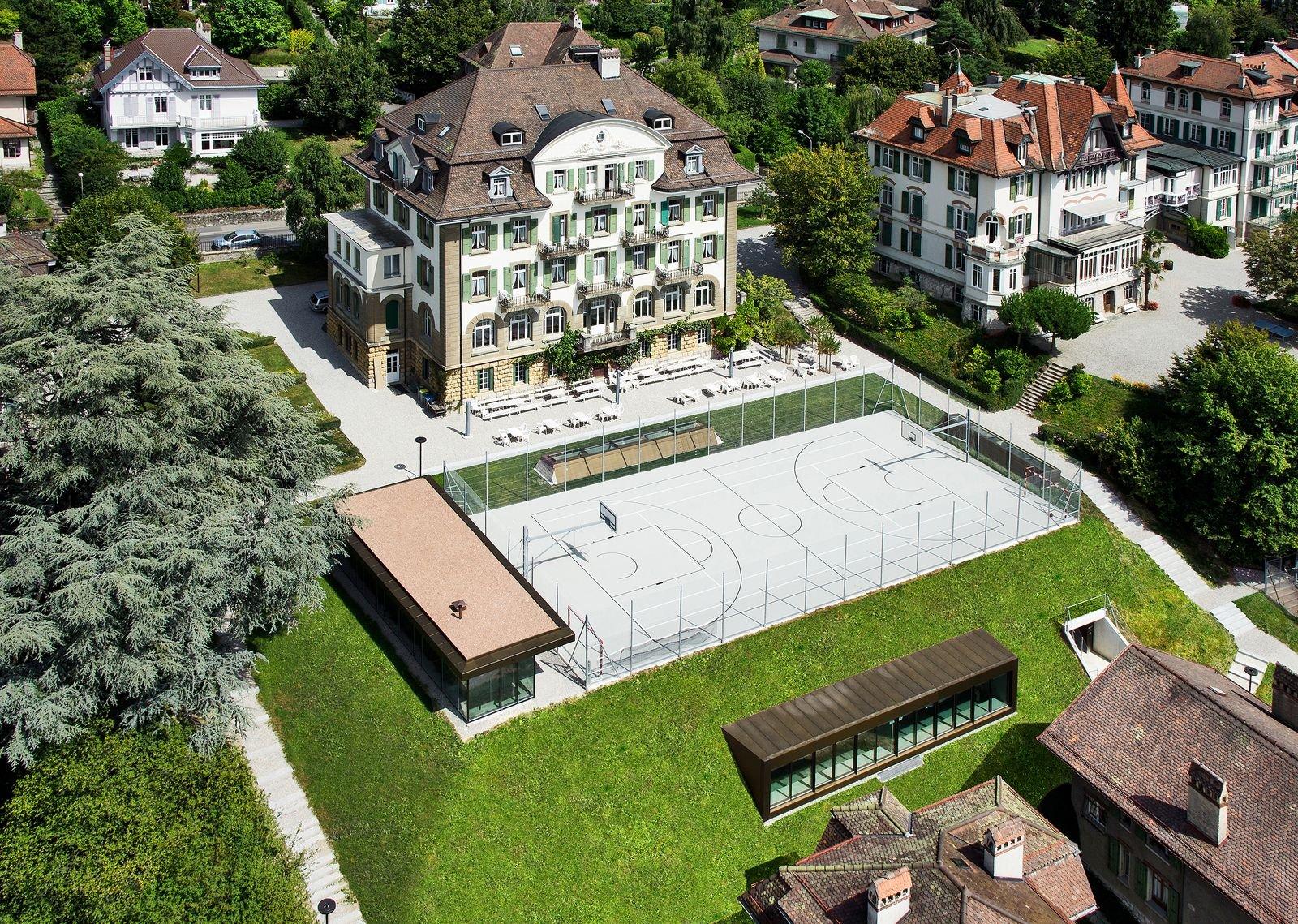 Brillantmont campus