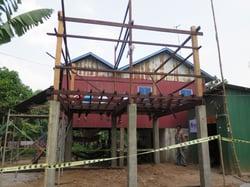 Brillantmont Habitat for Humanity trip Cambodia 10