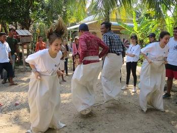 Brillantmont Habitat for Humanity trip Cambodia 14