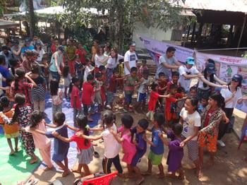 Brillantmont Habitat for Humanity trip Cambodia 3