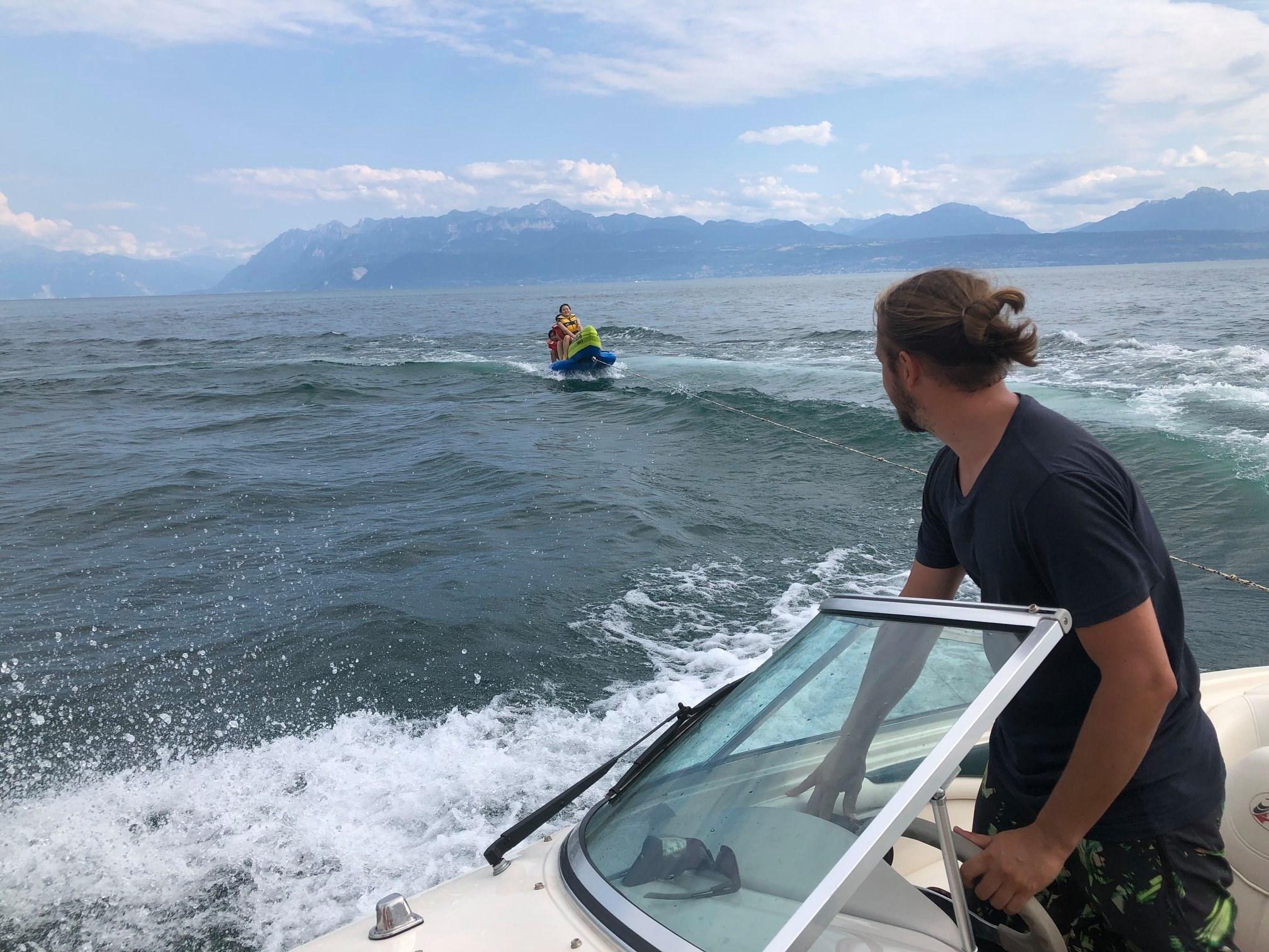 BM Summer Course lake activities