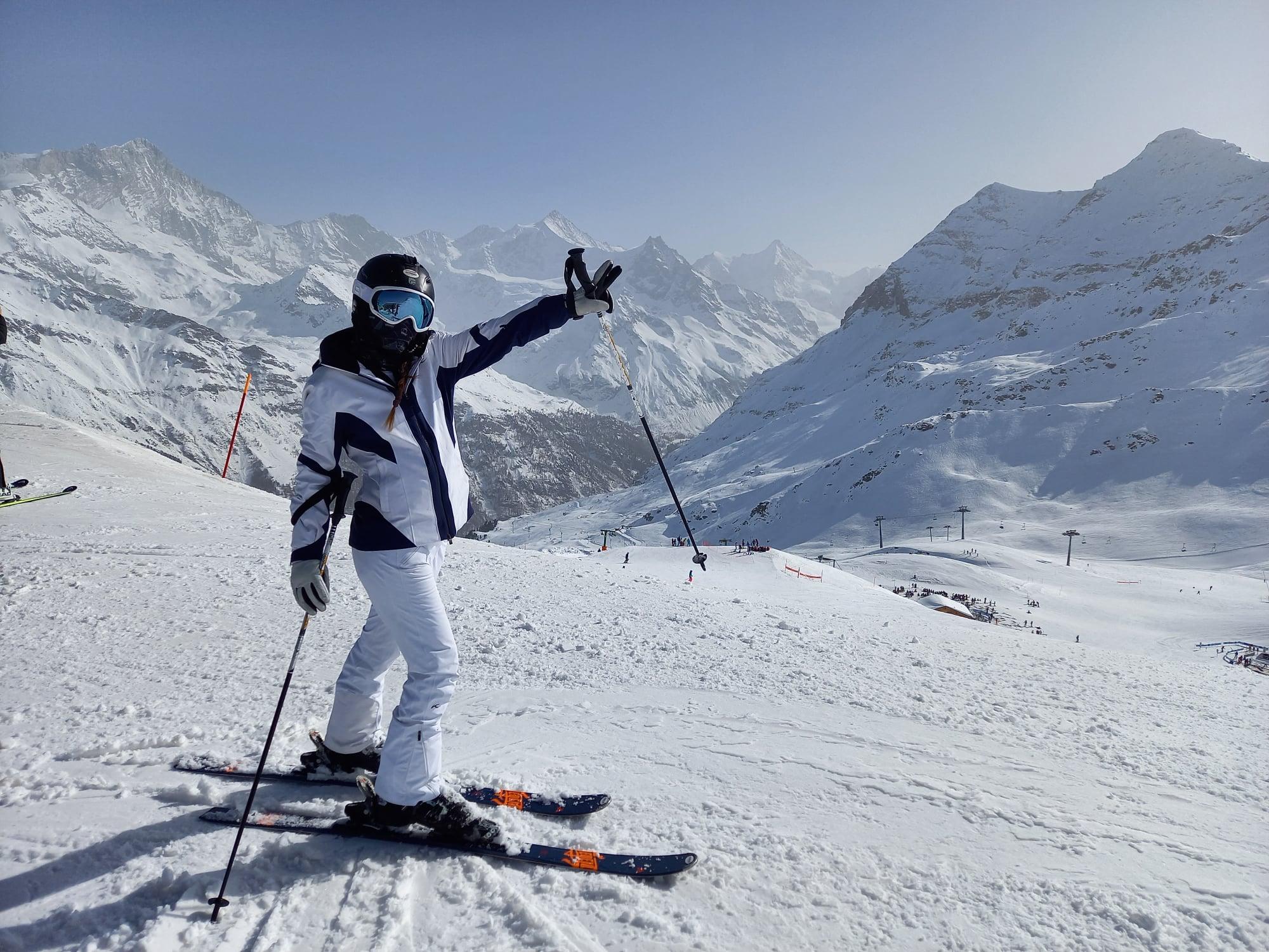 Brillantmont International School Ski week and winter camp in Switzerland