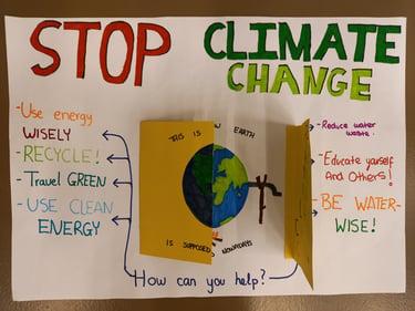 Brillantmont Sustainable Development Goals Project Challenge posters 4