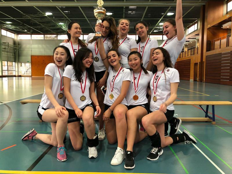 Brillantmont International School Alumna volleyball tournament