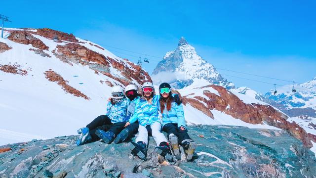 Brillantmont ski week