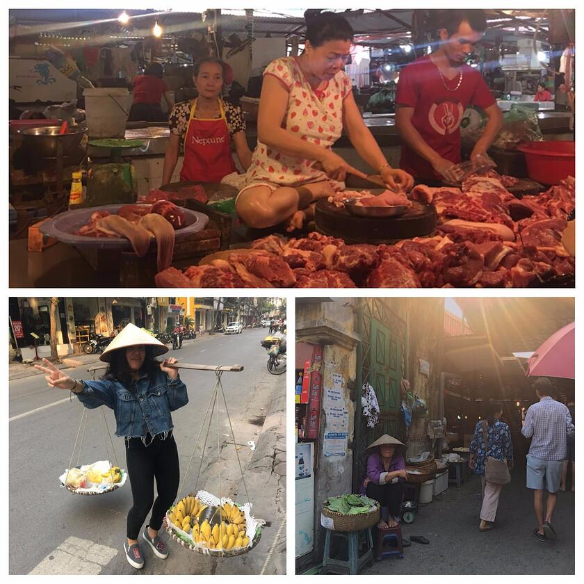 Vietnam's markets