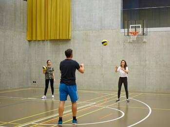 Brillantmont International School sports hall