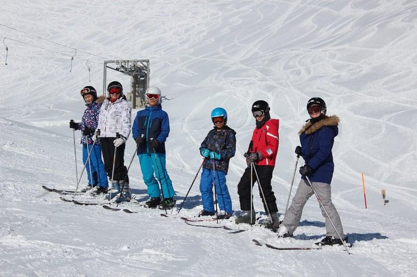 International School Ski