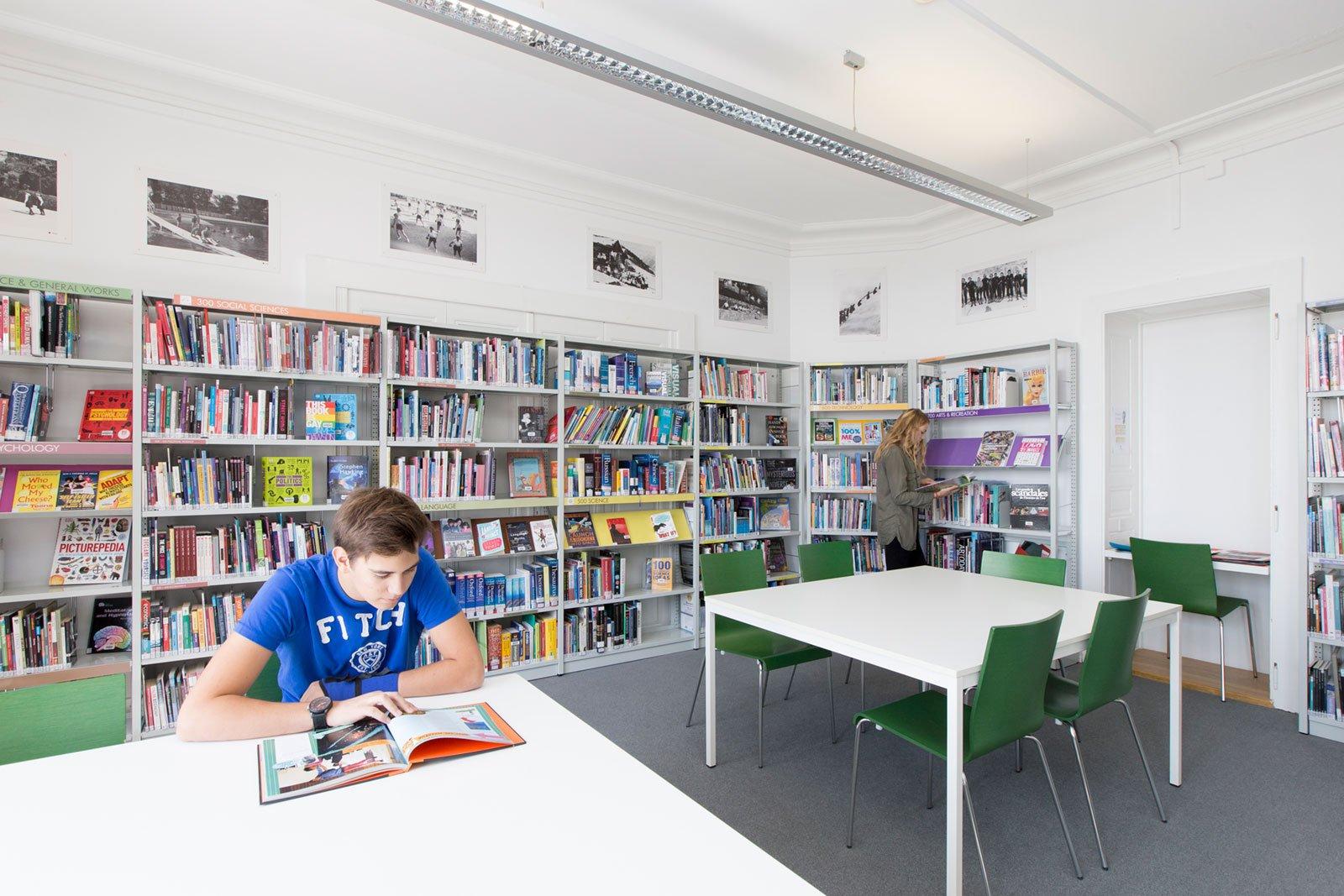 202-library-studying-brillantmont-Lausanne-Switzerland