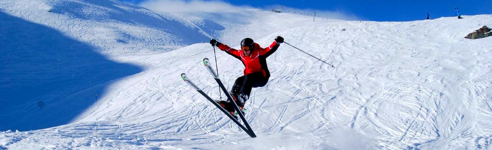 boarding school ski week