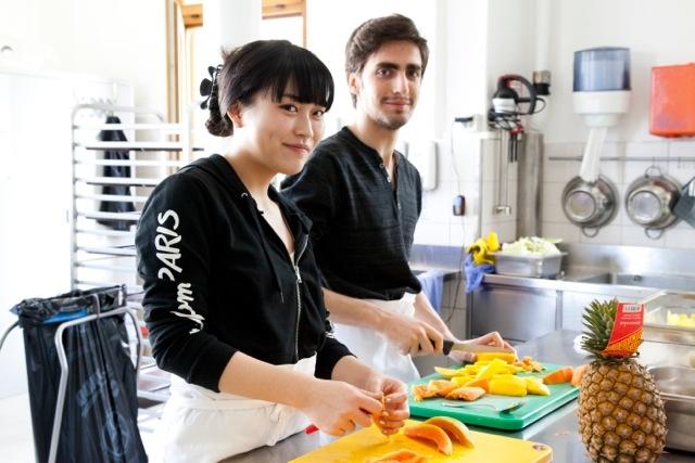 BM Workshop cooking