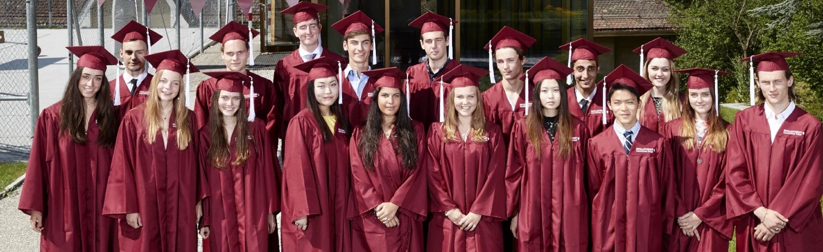 Brillantmont  graduation 2017