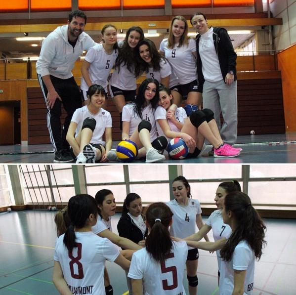 Brillantmont Volleyball