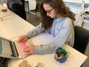 Brillantmont Robotics and coding class