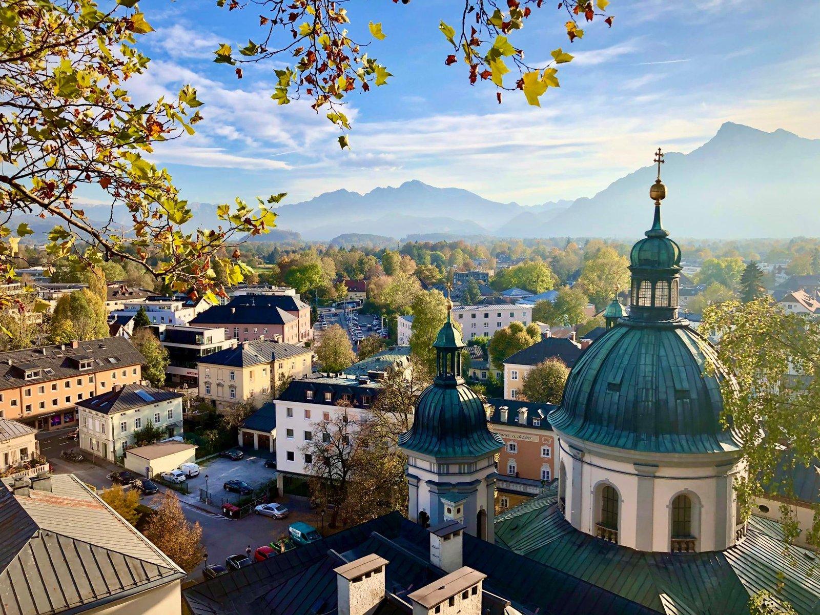 Nonnberg Abbey Salzburg Austria - Brillantmont trip to Austria