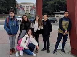 Robotics workshop in Geneva students 002