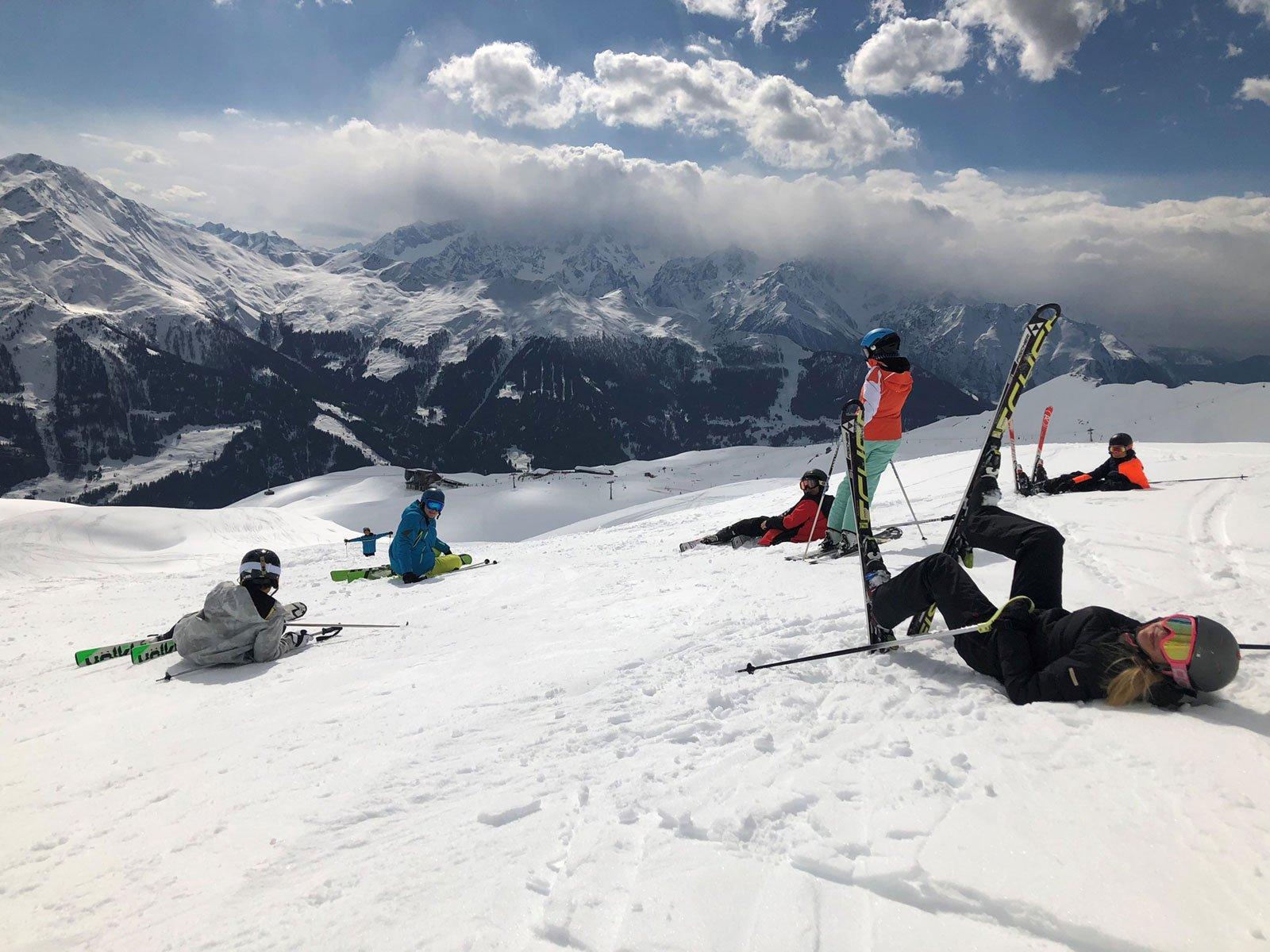 Ski-verbier