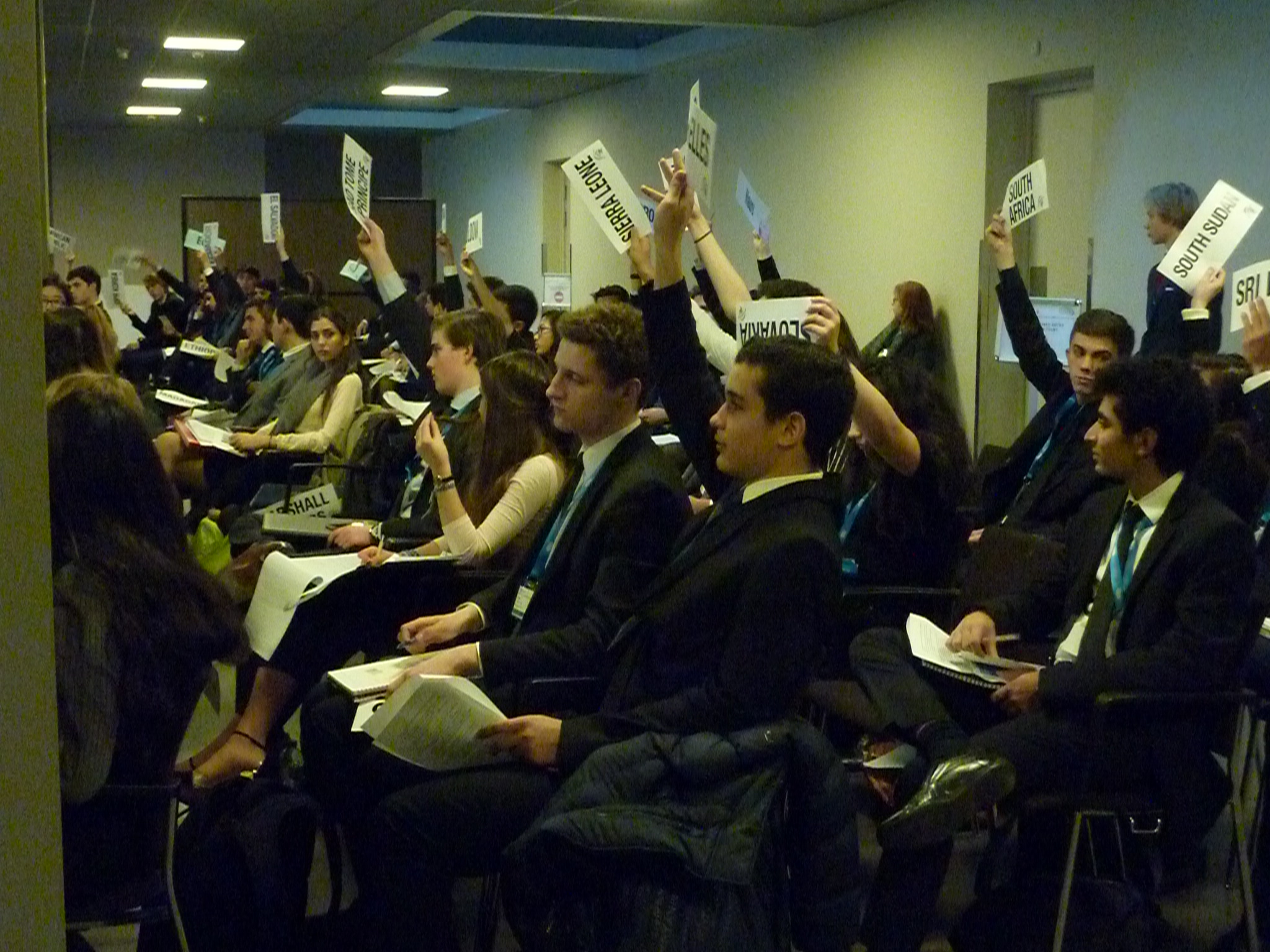 model united nations 2017 voting