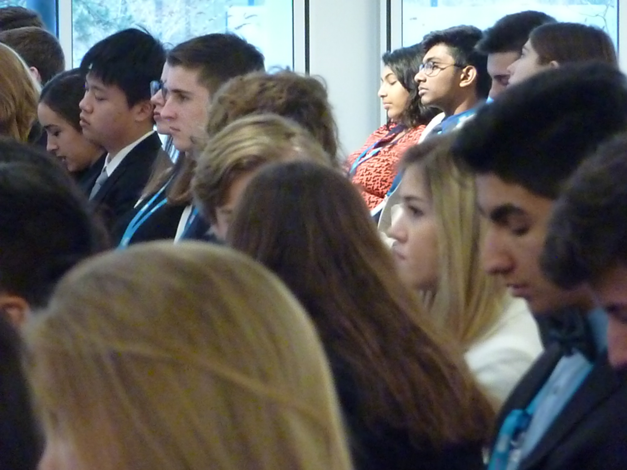 experiencing how model united nations works