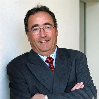Mr. Pasche, Director at Brillantmont International School