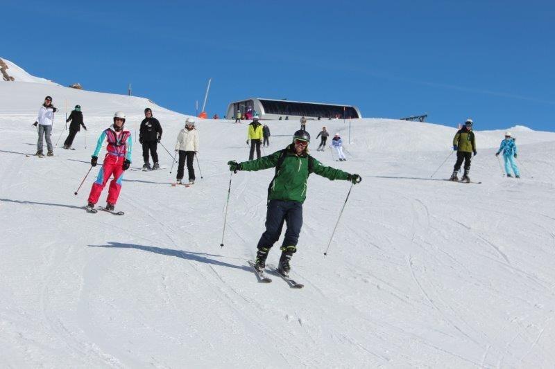 Swiss boarding school ski