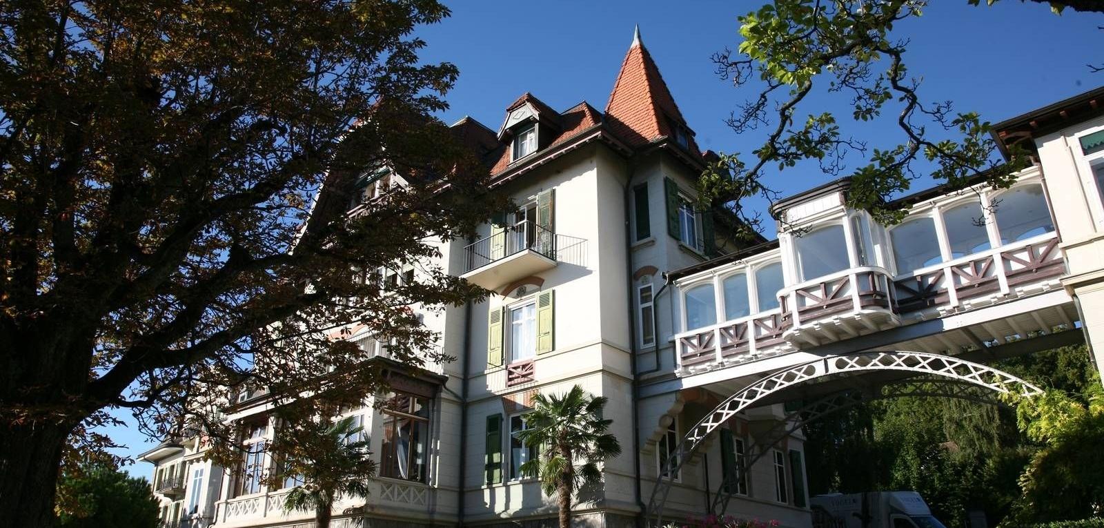 about Switzerland  campus