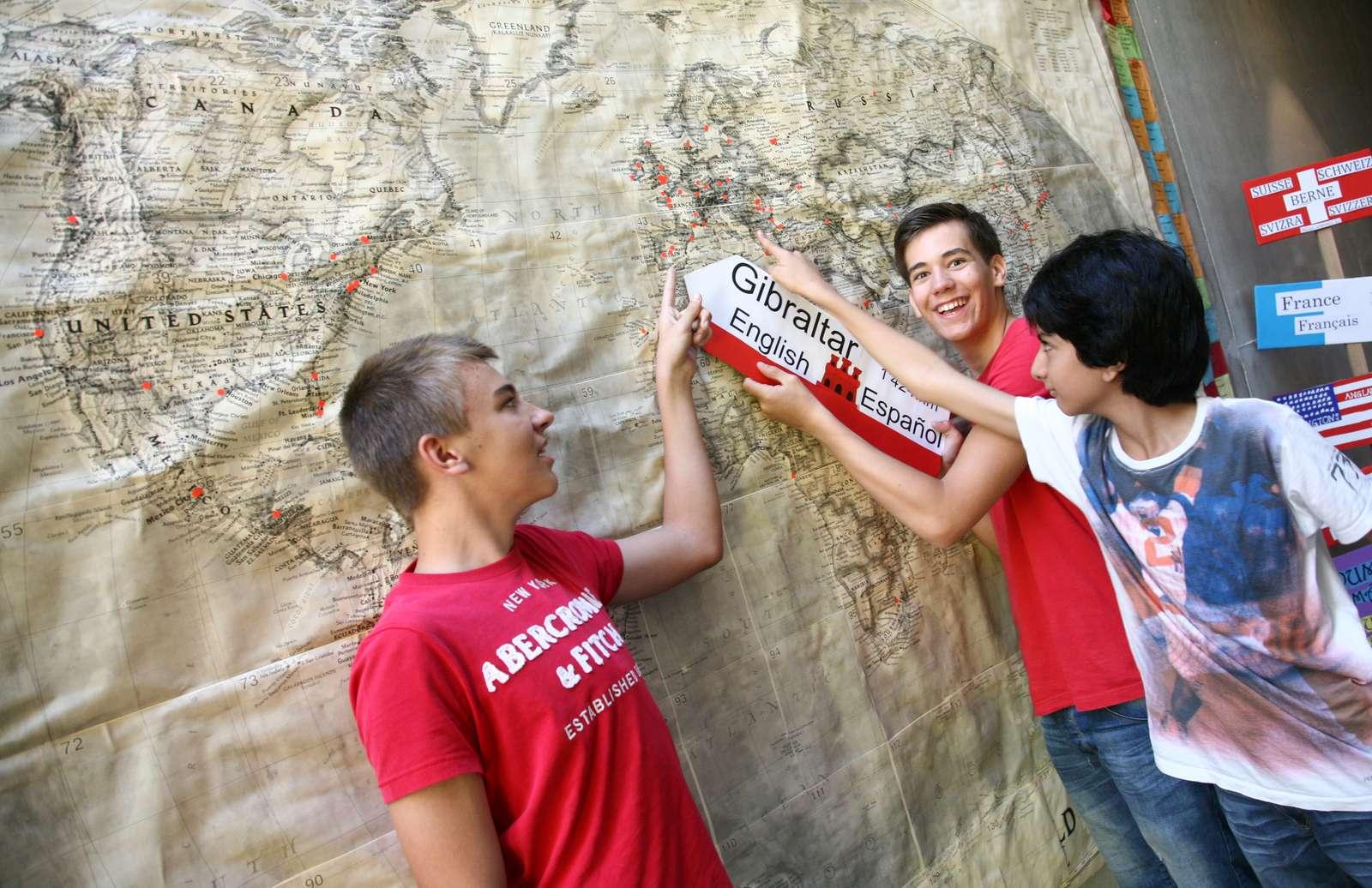 Swiss boarding schools learning