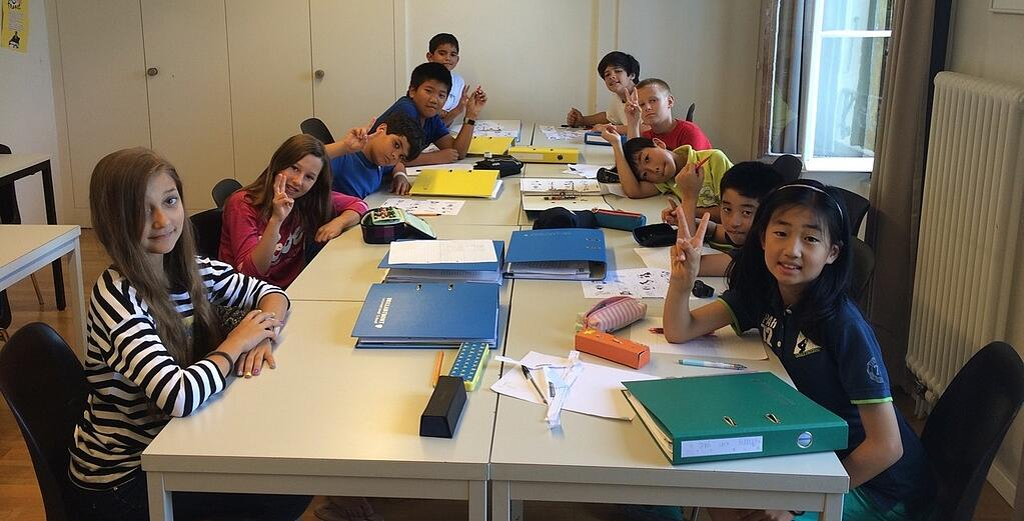 Boarding School class
