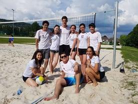 Volley Ball Team