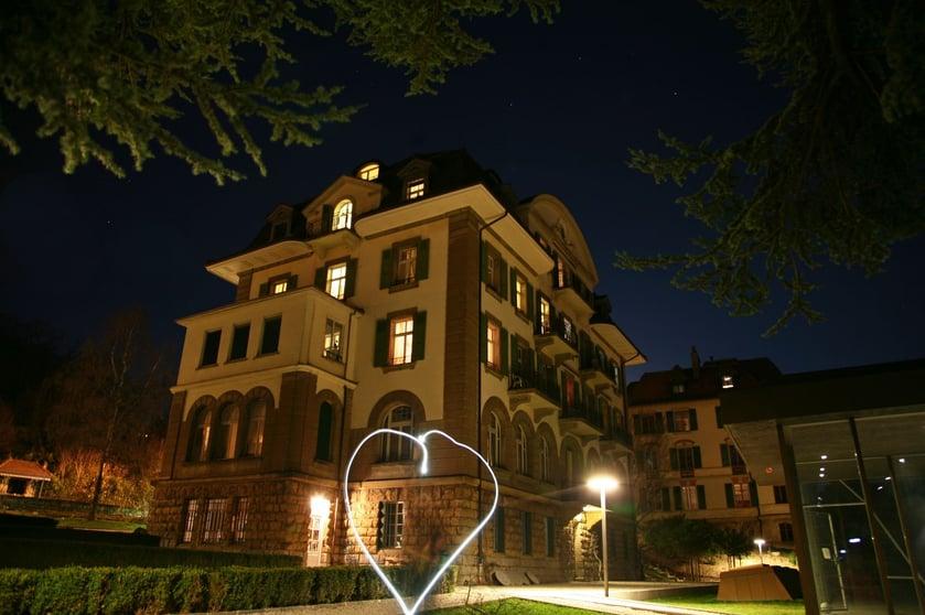 brillantmont campus in Lausanne Switzerland
