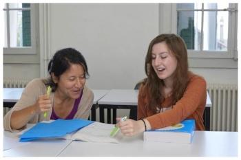 study french in swiss boarding school