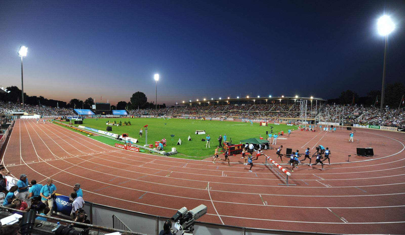 lausanne athletics meet