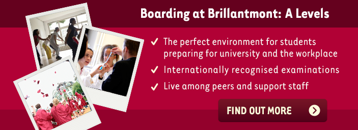 Find out more about the Brillantmont A Level boarding programme