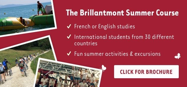 Brillantmont Summer School in Switzerland