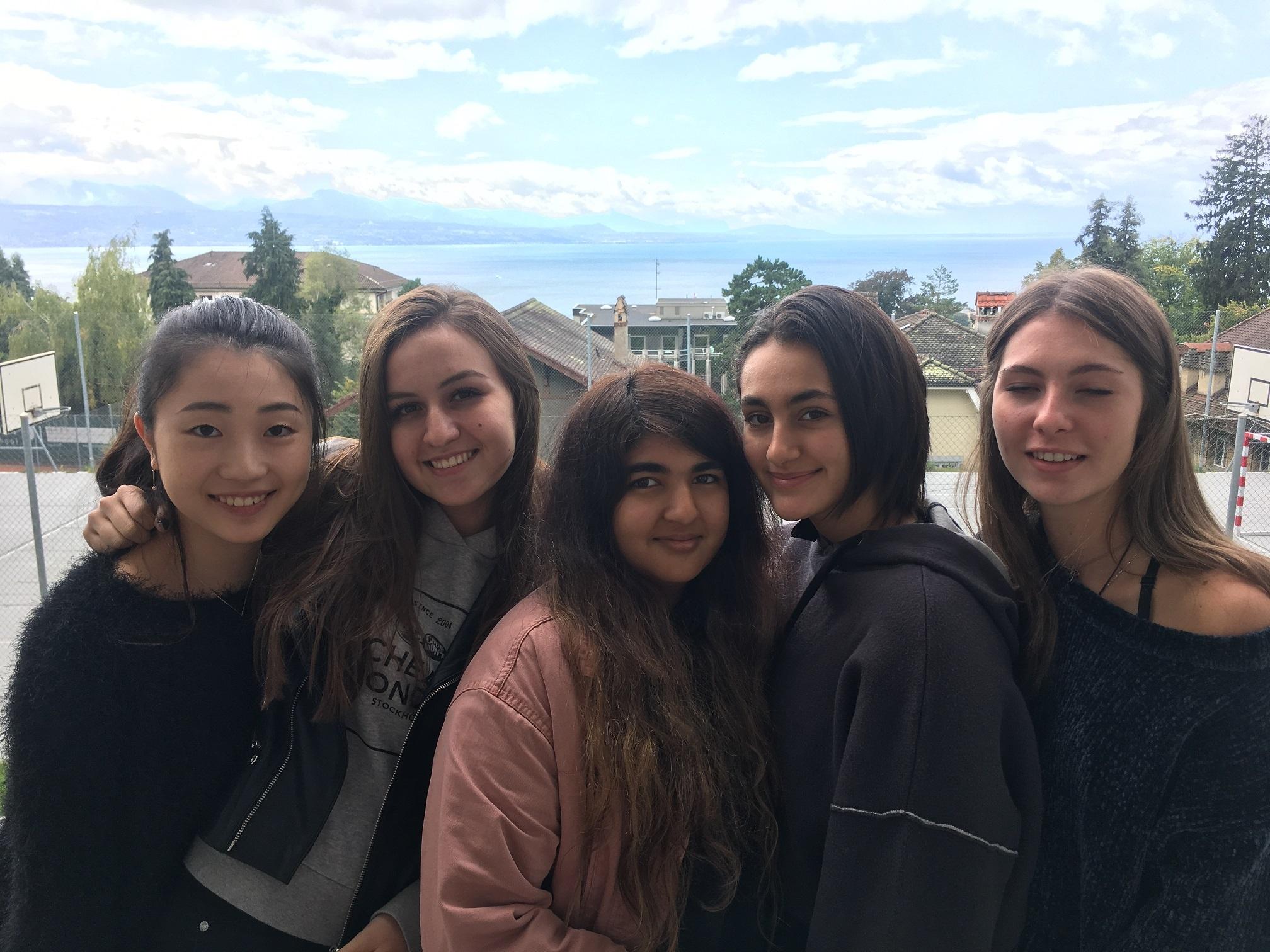 Château girls
