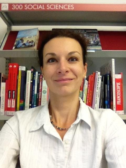 Marie Odile Robbins